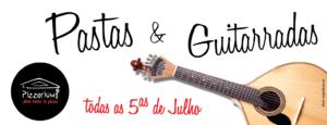 pizzarium, pastas e guitarradas, guitarra portuguesa, pizza, massas, lisboa, pizzeria, pizzaria, parque das nacoes